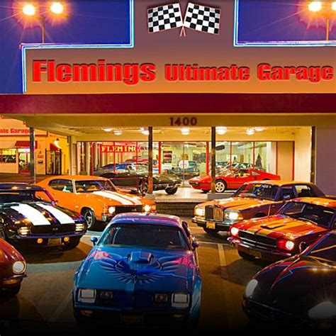 flemings ultimate garage in rockville md yellowbot