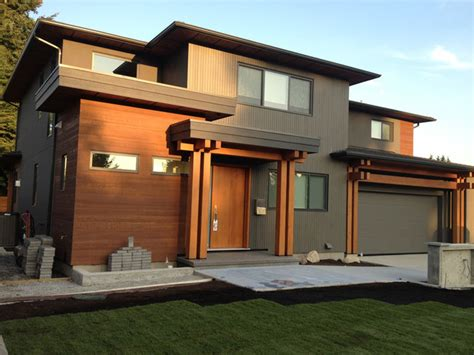 custom modern homes burnaby custom contemporary timber frame home