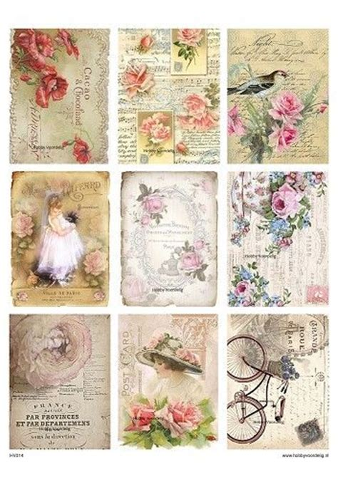 Decoupage Free Printables - 17 best images about decoupage projects on