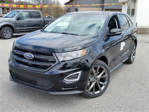 2016 ford edge sport black ford new car wheels ca