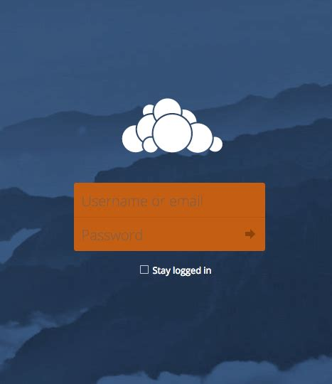 owncloud themes exles theming how to change the login form background color