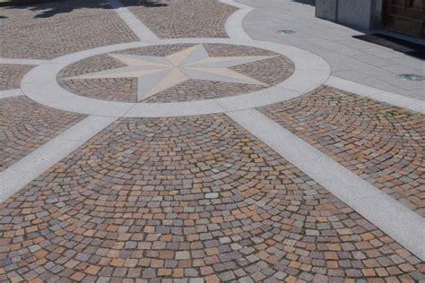 pavimenti di design pavimenti esterni in sietrini tra storia e design