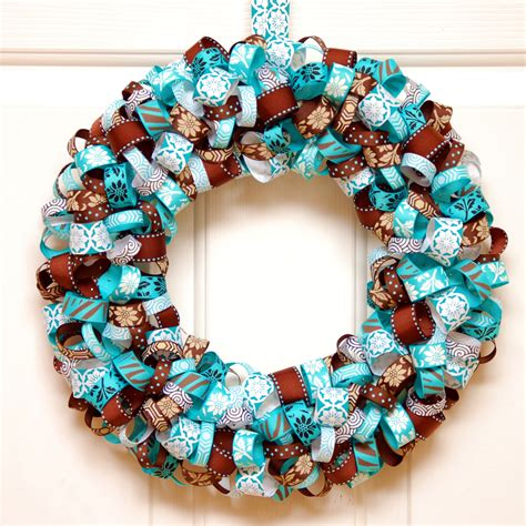 how to make wreaths how to make a ribbon wreath a k a mom s birthday gift