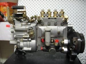 Isuzu Diesel Timing Isuzu 4hf1 Diesel Fuel Injection Ebay