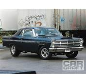 1967 Ford Fairlane  Hot Rod Network
