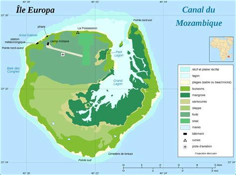europe island simplified land cover map fr simplified