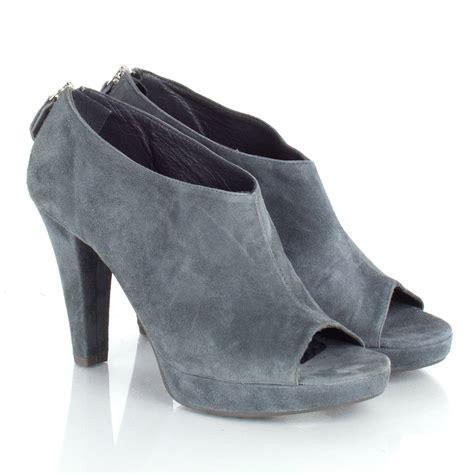 vic mattie grey shoe boots