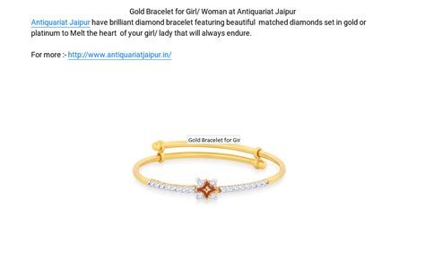 ?Gold Bracelet for ? by Antiquariat Jaipur   Readymag