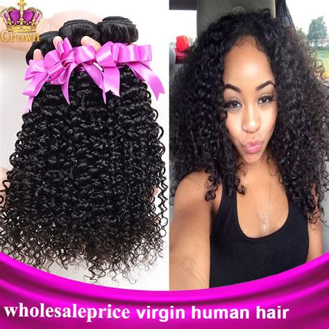 Shedding Weave by Aliexpress Buy 6a Peruvian Curly Hair 3pcs Lot