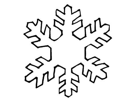 blank snowflake coloring page omalov 225 nky sněhov 233 vločky i creative cz inspirace