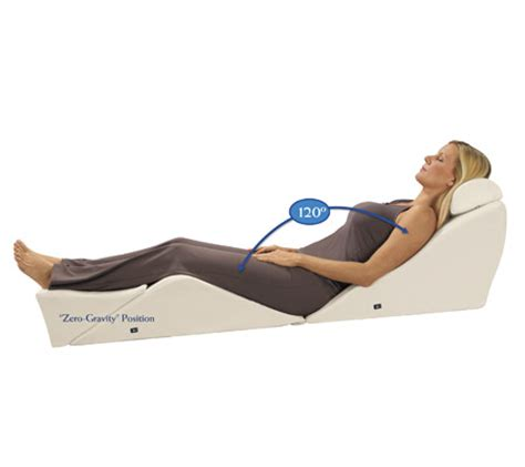 back max bed wedge pillow contour back max with massage contour living 30 300 1 768