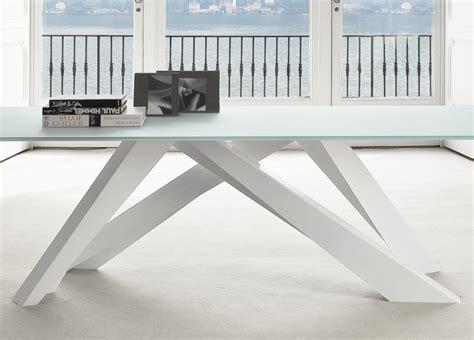 bonaldo big table  white modern furniture dining