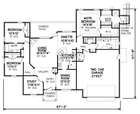 Traditional Plan 3 065 Square 4 Bedrooms 3 Traditional Style House Plan 3 Beds 3 Baths 2050 Sq Ft