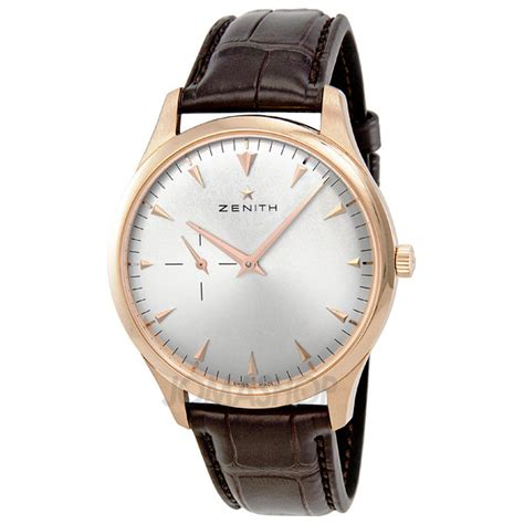 zenith heritage ultra thin small seconds s