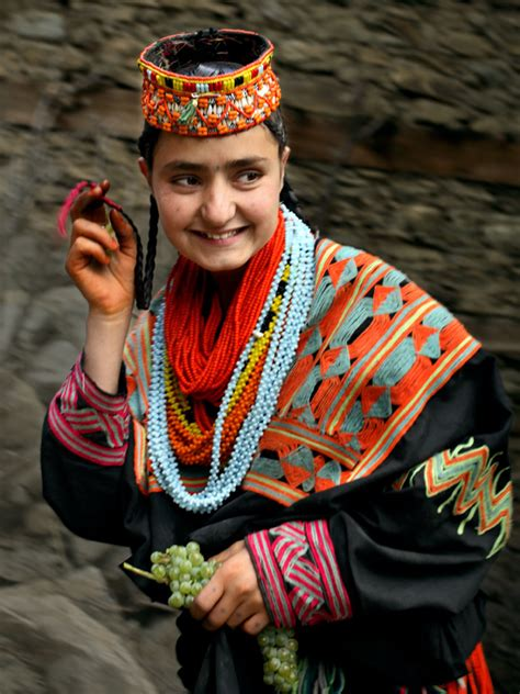 kalash women kalash girl a photo from northern areas east trekearth