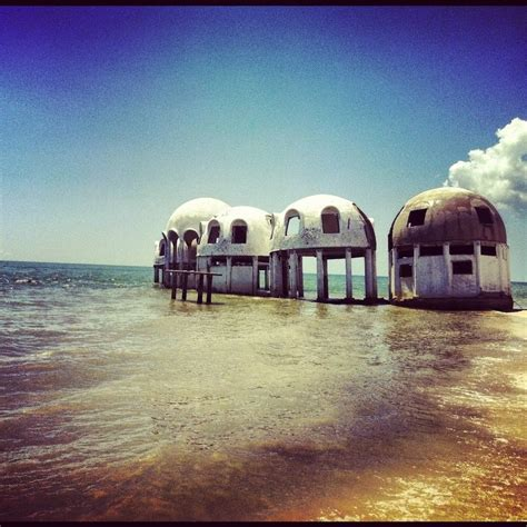 abandoned places florida deserted places the mysterious dome houses in southwest