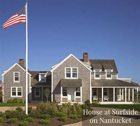 Craftsman Homes Floor Plans A House In Nantucket Designed With An Upside Down Floorplan