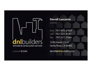 business card builder free dnl builders web design costas schuler graphic design
