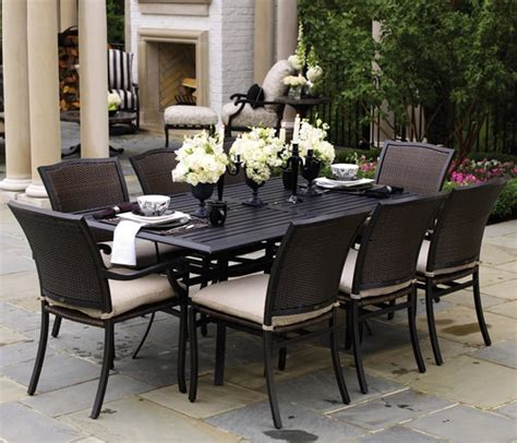 outdoor dining room furniture wicker outdoor dining furniture australia small kitchen sink and cabinet archives interior