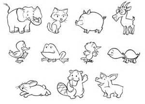 coloriage b 233 b 233 s animaux 3 coloriages 224 imprimer gratuits