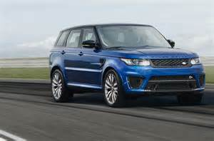 Jaguar Land Rover Ltd 169 Jaguar Land Rover Limited Range Rover Sport Svr Der