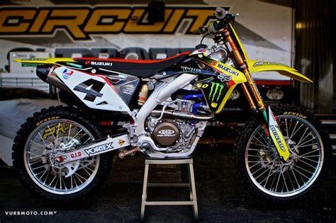 pro motocross bikes 17 best images about suzuki motorcrossers on