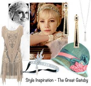 style inspiration the great gatsby shipwreck beads