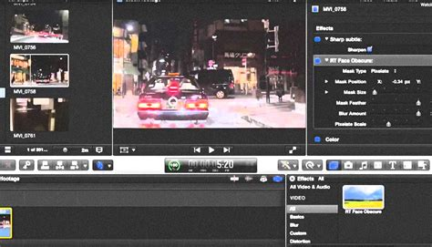 final cut pro blur face fcpx how to blur or censor out a moving object course