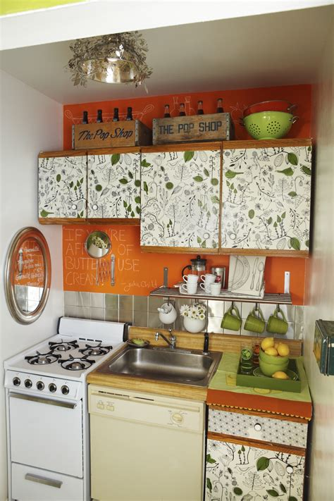 Decoupage Kitchen - decoupage kitchen cabinets kitchen cabinet island