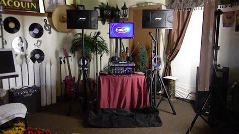 complete professional karaoke system karaoke equipment