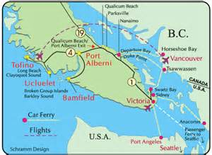 ucluelet s pacific trail official website