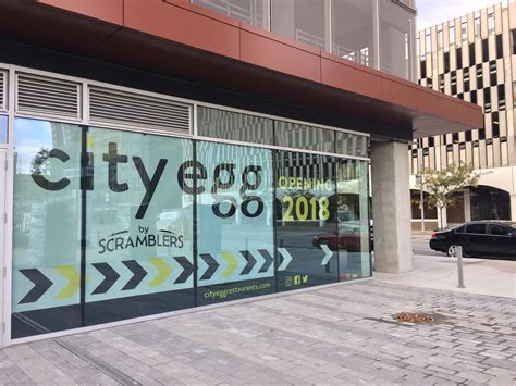 city egg breakfast lunch spot city egg to open downtown in 2018