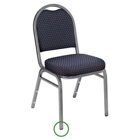 Stack Chair by National Seating Gl92 Stacking Chair Floor Glide For 9200 Series Stacking Chairs