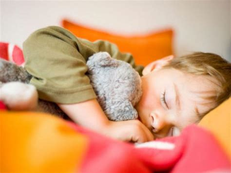 Bed For Toddler Boy Let Sleeping Sprogs Lie Why The Benefits Of Sharing A Bed