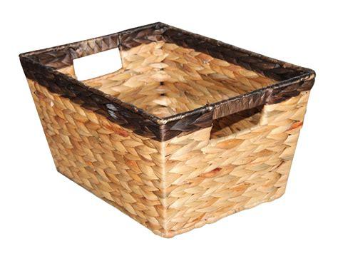 Decorative Storage Baskets by Neu Home Large Storage Crate Home Home Decor
