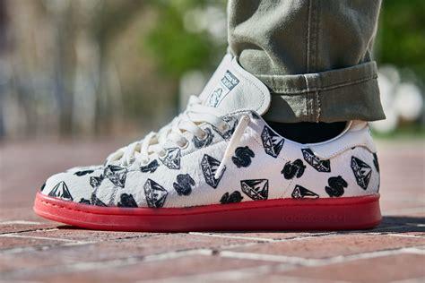 Adidas Stansmith X Ponyhair Legit on foot look pharrell x billionaire boys club x adidas