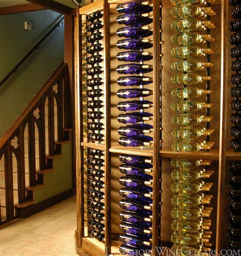 Wine Cellar Racks by Lakeshore Wine Cellars Metal Racks