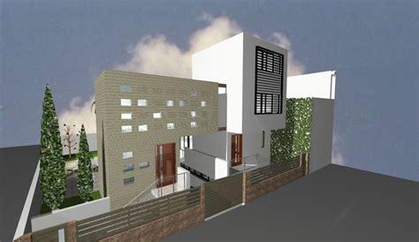 Maravillosa  Estudio De Arquitectura Granada #5: Casa-estudio-asp-vista-de-fachada-a-la-calle_138245.jpg