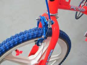 Mongoose Bmx Brake System Blue Anodized Front Bmx Brake Caliper Lever For Mongoose