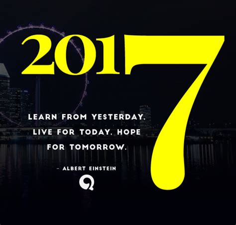 new year in today learn from yesterday live for today for tomorrow