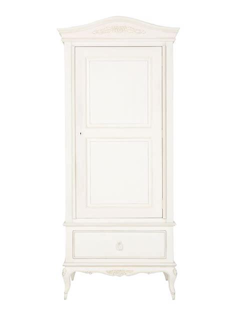 single white wardrobe shabby chic wardrobes