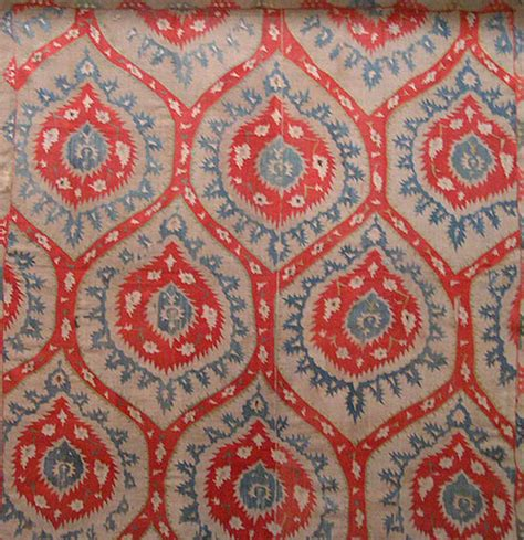 Ottoman Textiles Turkish Textile 2 Another Ottoman Textile From Flickr