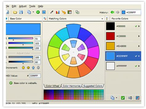 color combinations online color schemer online