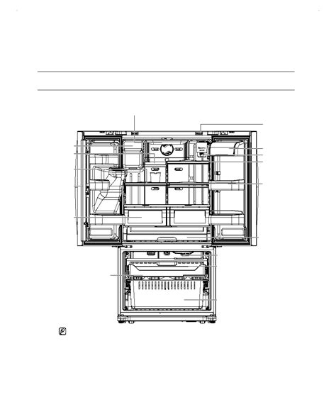 samsung refrigerator parts diagram refrigerator parts samsung door refrigerator parts
