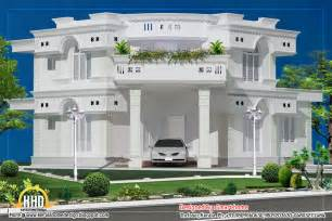 New Construction Floor Plans by Duplex Villa Elevation Design 1882 Sq Ft Home Appliance