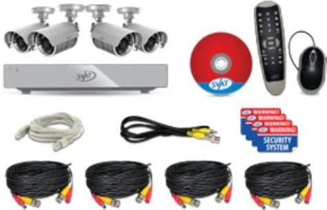 format audio g 711 svat electronics 11020 four channel smart security dvr