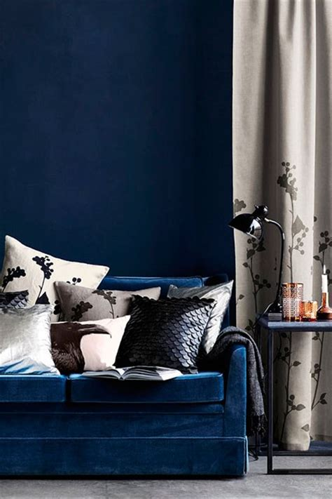 black and blue room black and blue living room design ideas pictures decorating ideas houseandgarden co uk