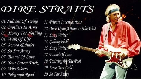 best dire straits song dire strait greatest hits best songs of dire strait mp3
