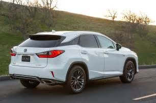 2016 lexus rx 350 450h drive photo image gallery