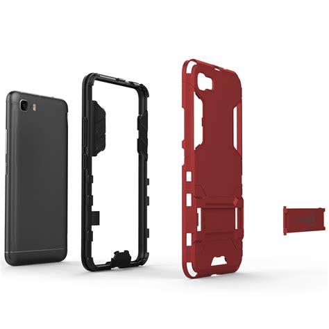Asus Zenfone 3s Max 5 2 Hybrid Armor Kickstand coveron for asus zenfone 3s max hybrid stand armor slim phone cover ebay